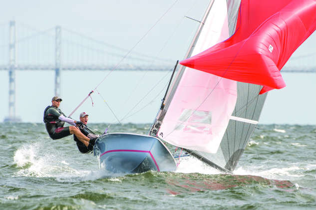 Many crews from the 2015 North Americans will return for the SAP 505 World Championships 2017