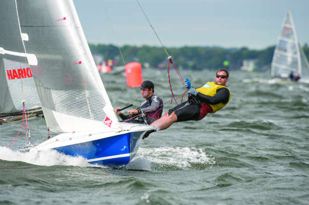 SAP 505 World Championships come to town Sept. 20-29.