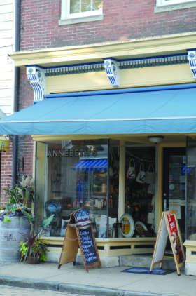 Annebeth's on Maryland Avenue.