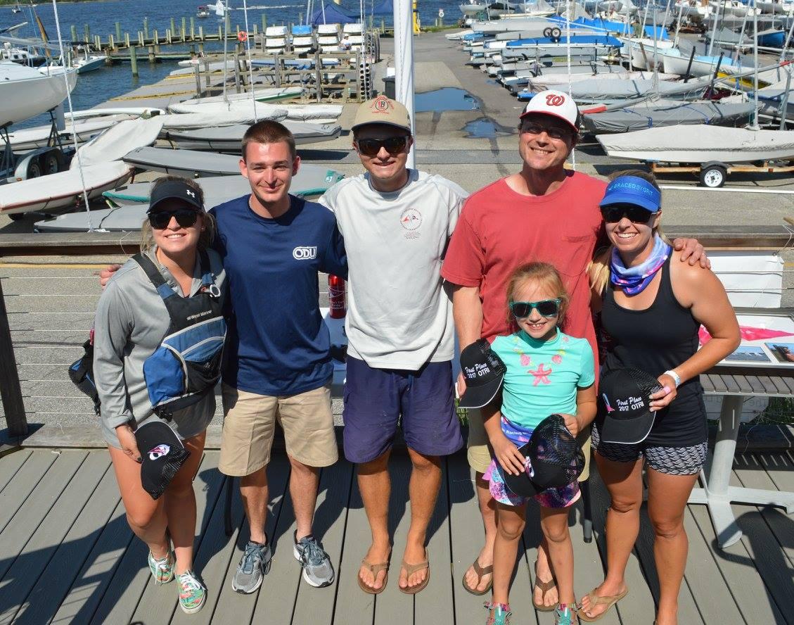 Olivia's Team Race Regatta photo (facebook.com/OliviaConstantsRegatta) August 19-20