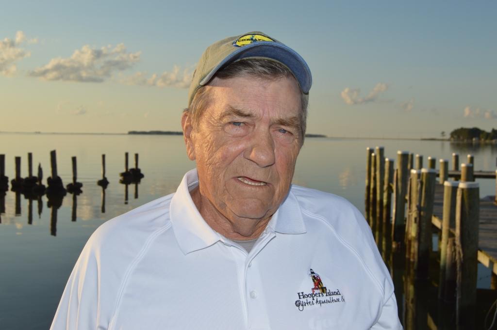 Waterman Dorsey Shockley. Photo by Tom Pelton