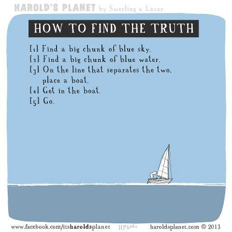 How To Find the Truth | SpinSheet