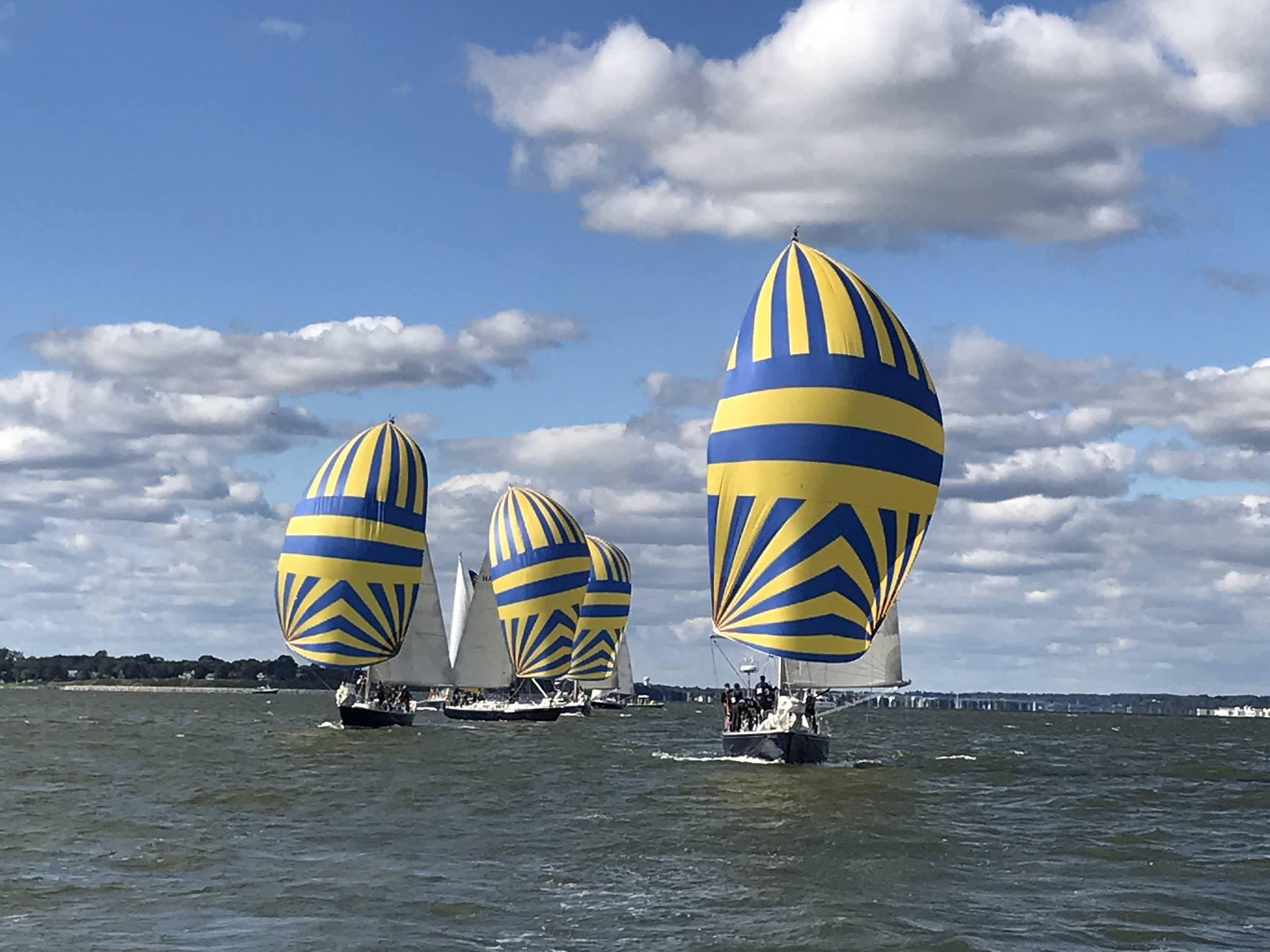 Photo USNA Varsity Offshore Sailing Team Facebook page