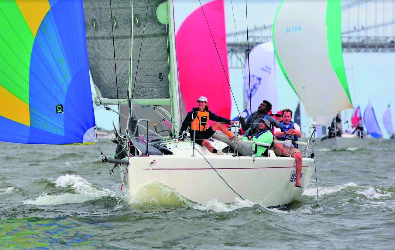 Haddox sailing