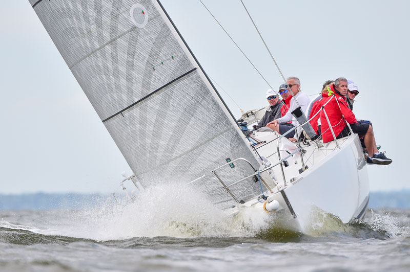 Annapolis Labor Day Regatta photo by Dan Phelps
