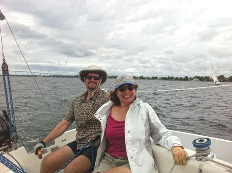 Bill and Sarah Bramble