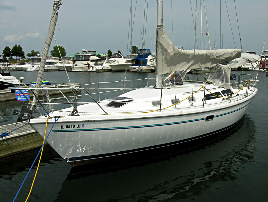 The Catalina 34 Used Boat Review
