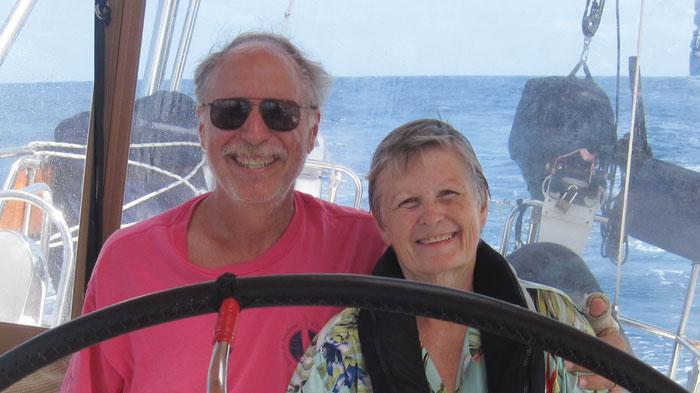 Charlie and Cathy Simon