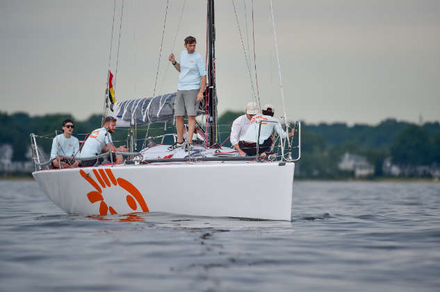 Thanks to Dan Phelps for attempting to shoot this windless race!