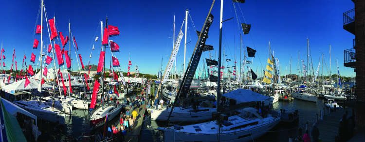 U.S. Sailboat Show