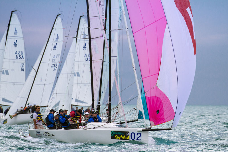 2015 Key West Race Week. Photo by Ken Stanek