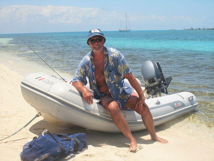 Belize's pristine waters