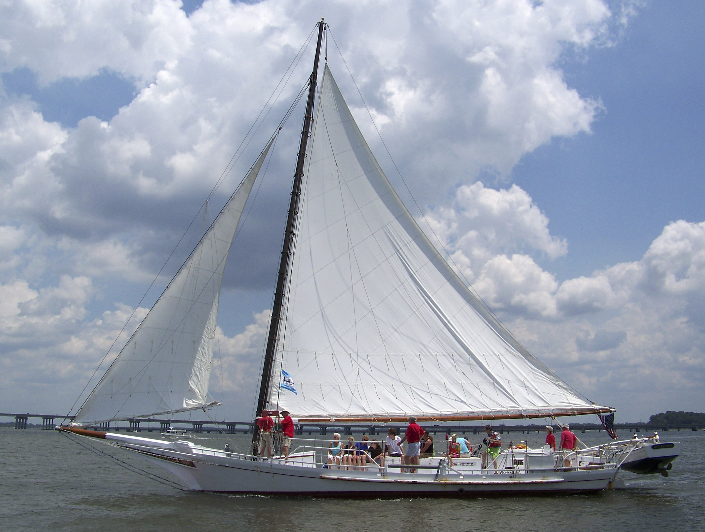 Skipjack Nathan Of Dorchester Turns 20 Spinsheet