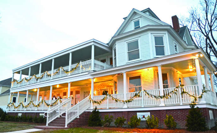 Northampton Hotel, Cape Charles, Virginia