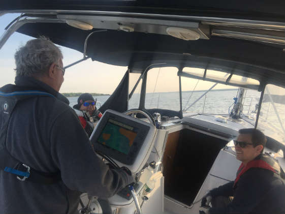 Fast track programs take short cuts, which can be dangerous. Photo courtesy of Black Rock Sailing School