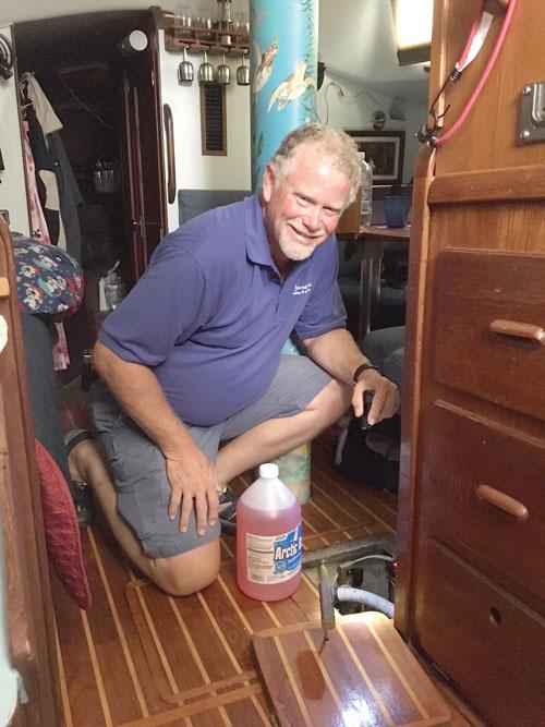 Captain Frank Mummert