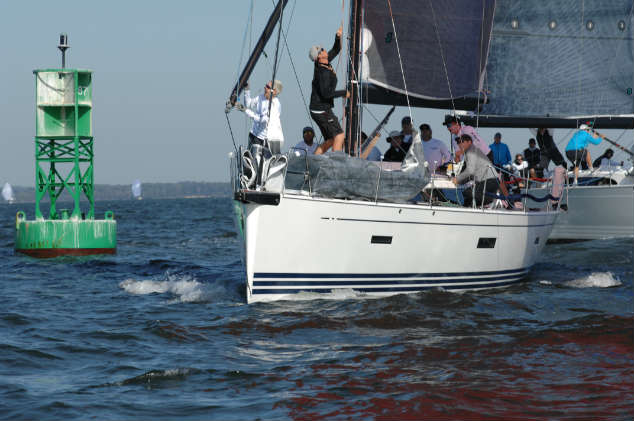 ORC Chesapeake Championship (farr 30 ORC racing roundup)