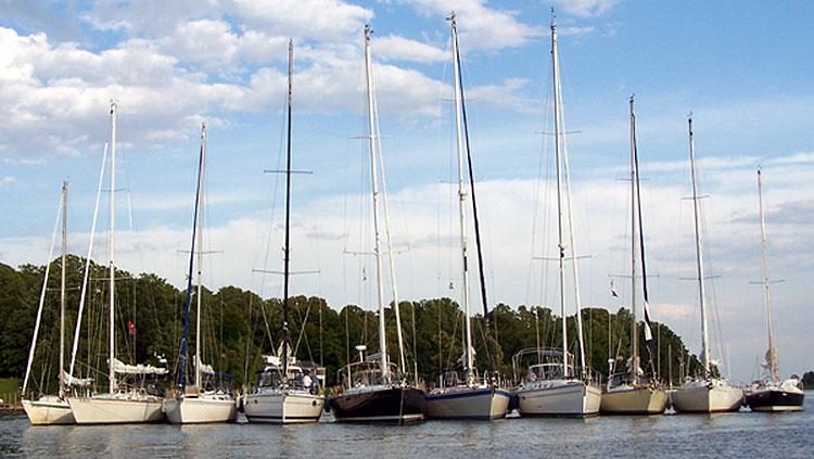 Sailing Chavurah Raftup