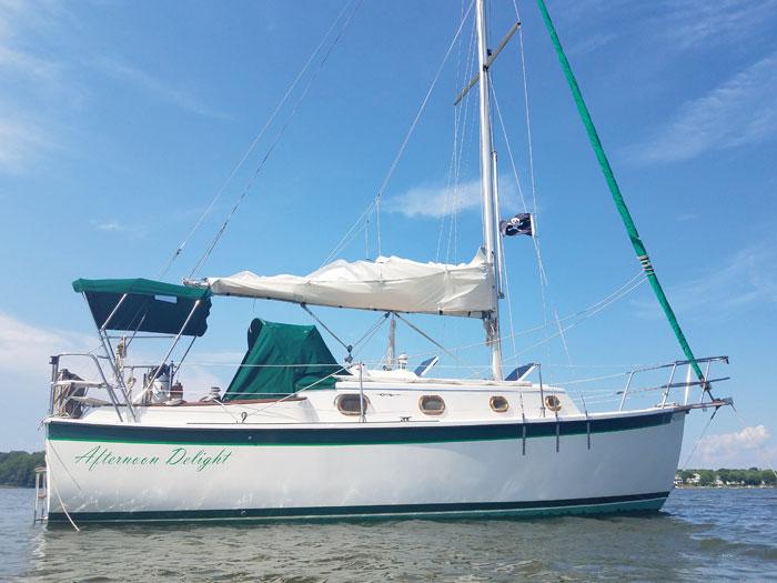 At Anchor, Rhode River