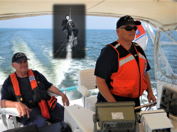 USCG Auxiliary Celebrates 80th anniversary