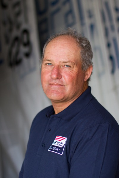 Fuzz Spanhake. US Sailing Team Sperry Top-Sider/Jen Edney