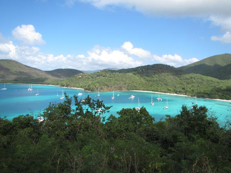 U.S. Virgin Islands. Photo by Eva Hill