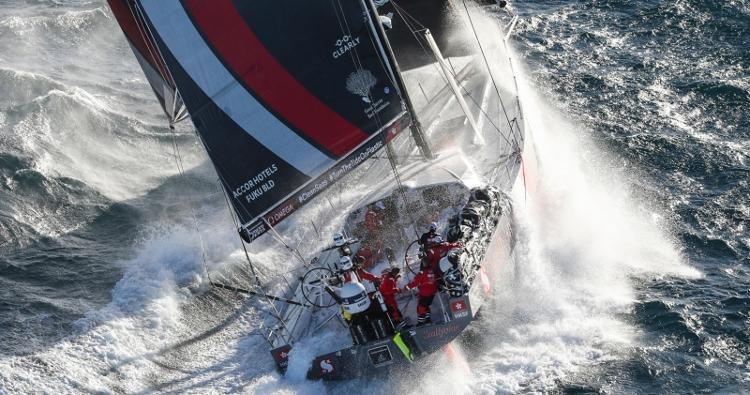 Scalleywag - Volvo Ocean Race 2017-2018