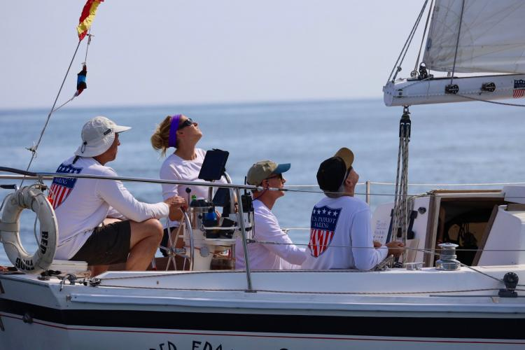Cape Henry Cups Start by Stephanie DeMarco