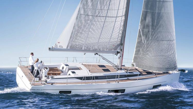 Bavaria C45 Under Sail Photo By Bavaria Yachts