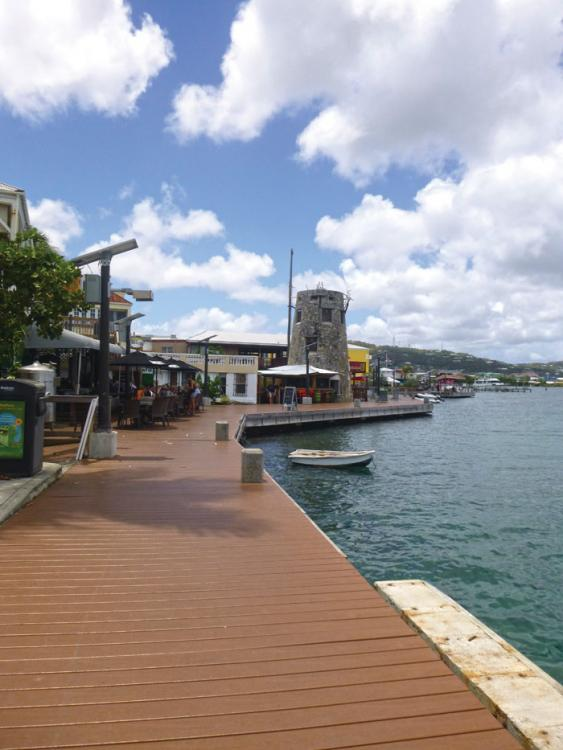 Christiansted Waterfron