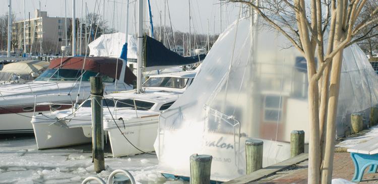 Winter on the Chesapeake Bay