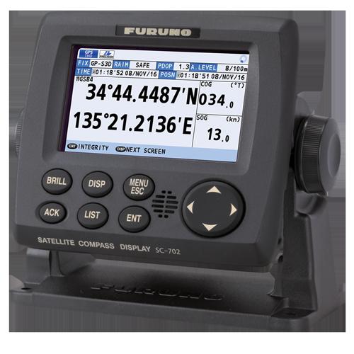 Furuno SC70 Satellite Compass