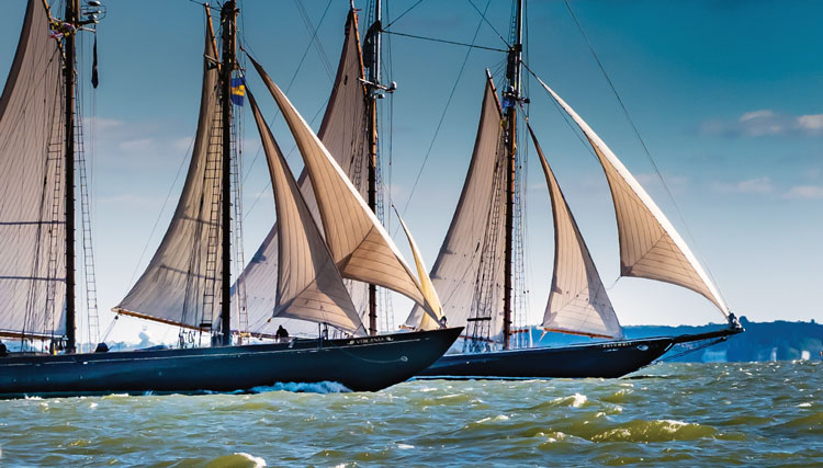 Great Chesapeake Bay Schooner Race