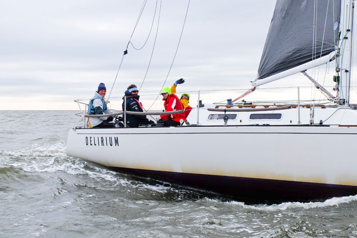file a float plan for winter sailing