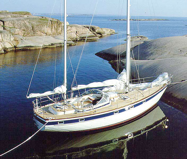 Finding a Cruising Boat With Good Bones | SpinSheet Magazine