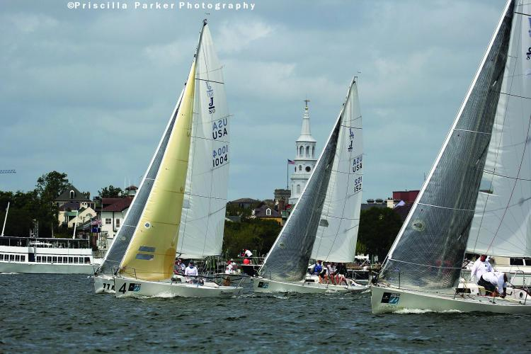 Charleston Race Week 2019