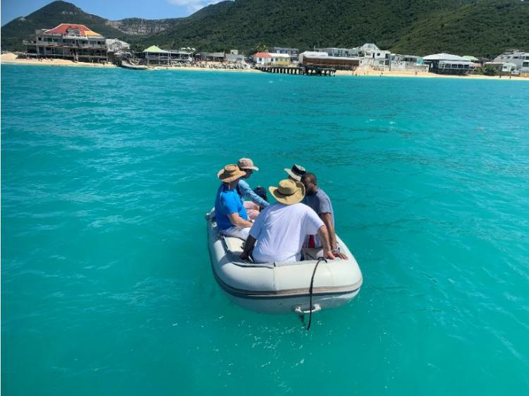 How Did My Wife Know I'd Get Stranded in St. Martin?