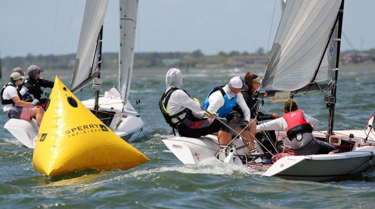 Charleston Race Week race