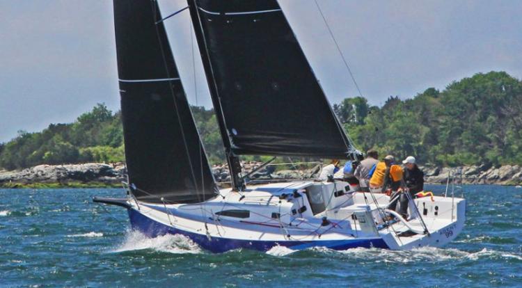 J/99 photo courtesy of J/Boats