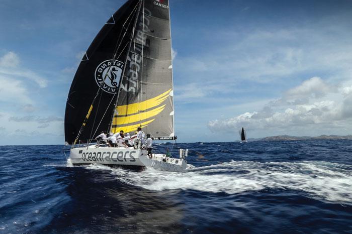 Hermes at Antigua Sailing Week 2019
