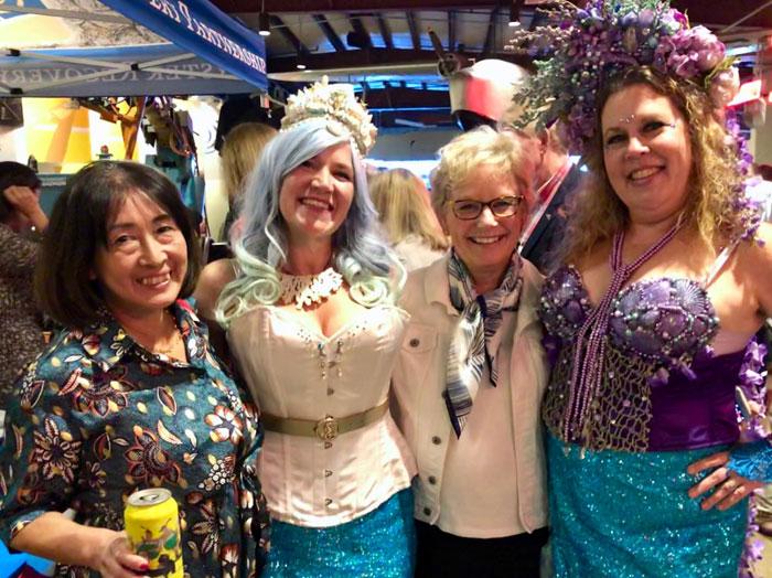 Sailing Club of the Chesapeake/Mermaid's Kiss fundraiser