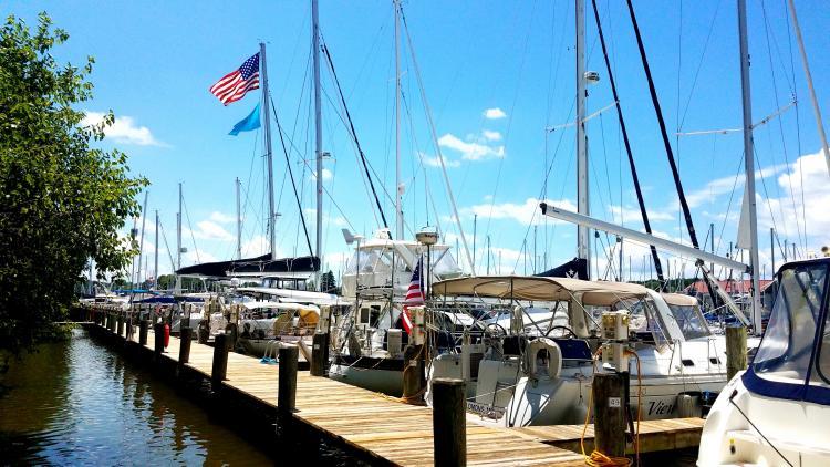 Photo courtesy of Shipwright Harbor Marina