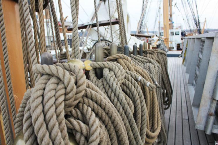 USCG Tallship Eagle