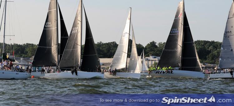 2019 Racing Calendar Chesapeake Bay