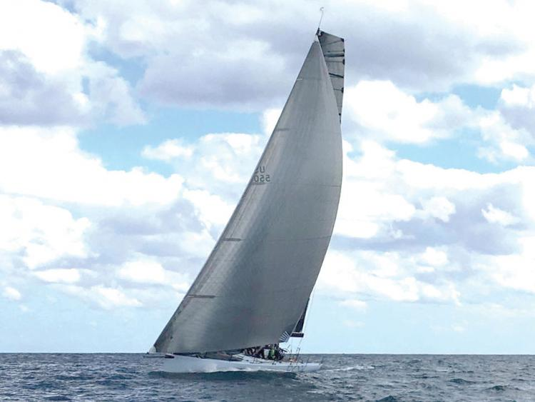 Picture provided by Quantum Sails