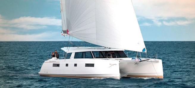 Photo courtesy of Nautitech Catamarans