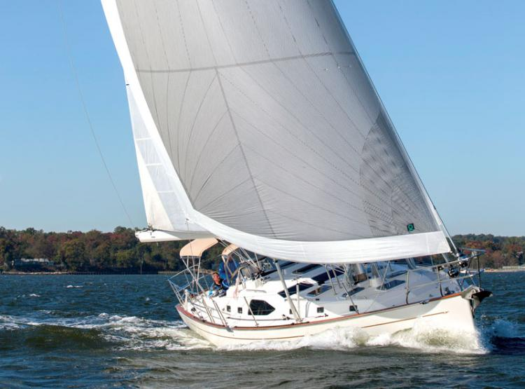 Code Zero Spinnaker Photo Provided By Quantum Sails