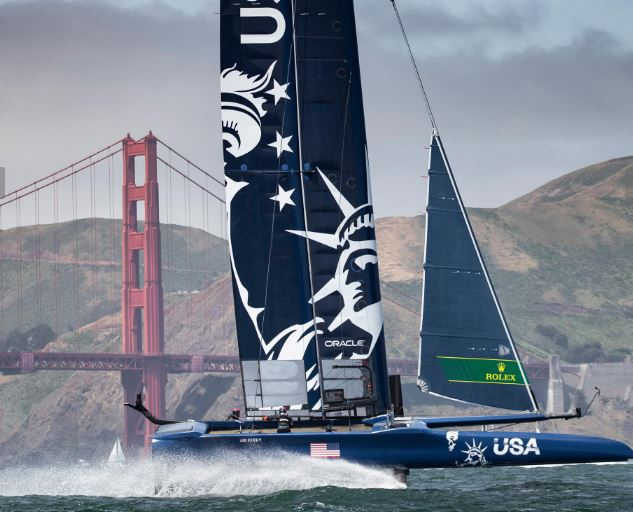 SailGP Auctions Ride on Fastest Race Boat in the World for Covid-19 Relief