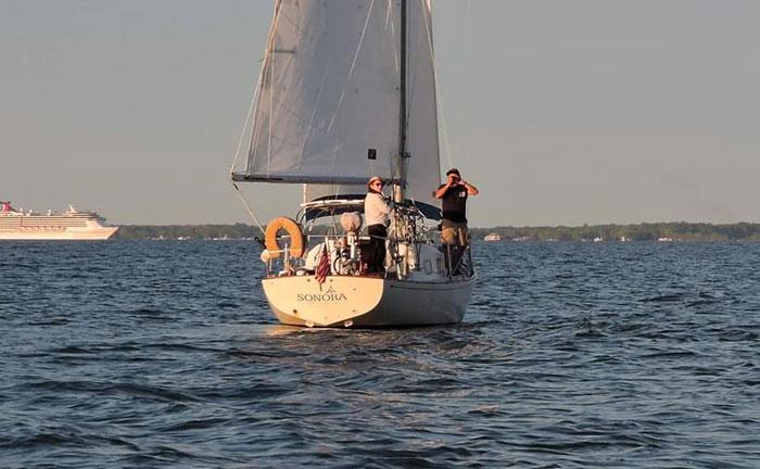 Sailing vessel Sonora