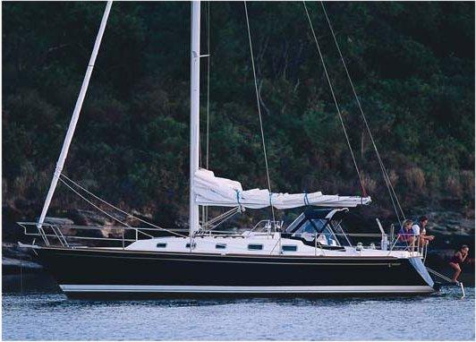 Tartan 3500 Used Sailboat Review